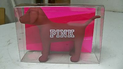 Victoria Secret Pink Friday Collectible Dog August 5th  MINT in BOX