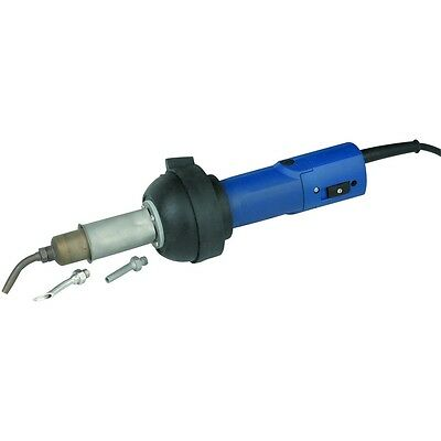 Chicago Electric Welding Air-Motor and Temperature Adjustment 1300 Watt Plastic