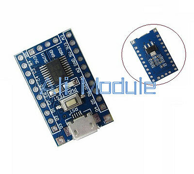 2PCS Minimum System Development Board Module ARM STM8S103F3P6 STM8 For Arduino A