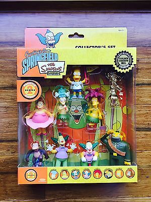 The Simpsons Limited Edition Figurine Collection Series Two Golden Side Show Mel