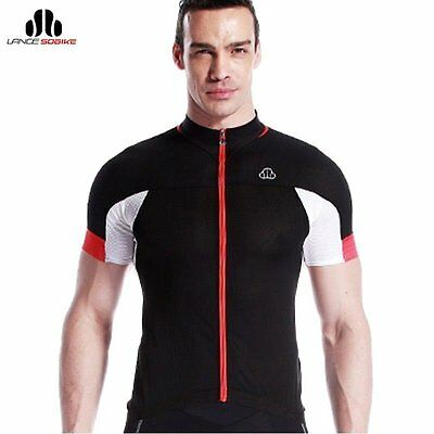 Sobike Cycling Short Jersey Short Sleeves Black New