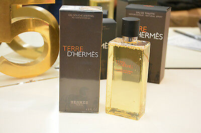 Gel doccia TERRE D'HERMES all over shower gel 200ml - ORIGINALE - OFFERTA!