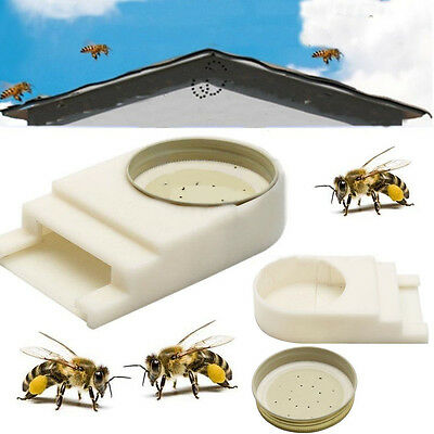 New Harvest Lane Honey Bee Keepers Beekeeping Beehive Entrance Feeder Tool