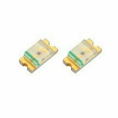 smds mini led gelb yellow giallo geel Lok 50 gelbe SMD LEDs 0805