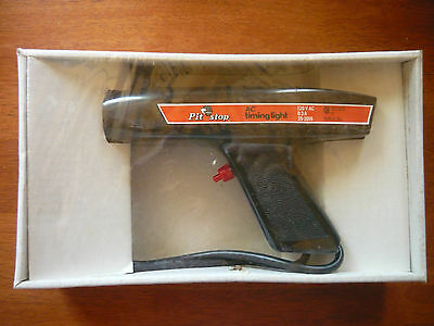 NOS NEW Vintage AC A.C 120V Timing Light Gun Pit Stop 25-2015 Canadian Tire !