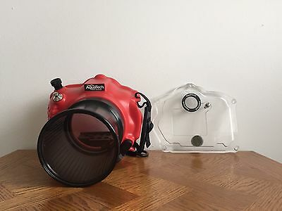 Aquatech Water Housing For Canon 60D