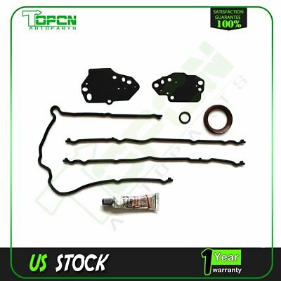 Fits 04-12 Lincoln Ford F150 F250 F350  EXPEDITION  Timing Cover Gasket Set 5.4L