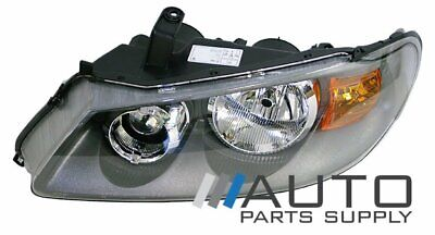 Nissan N16 Pulsar Hatch LH Headlight Head Light Lamp Grey type 2002-2003