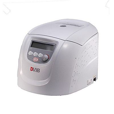 Dlab D3024 High Speed Micro-Centrifuge_with AS24-2 aluminum alloy rotor kit, US