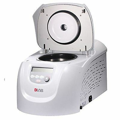 Dlab D3024R High Speed Refrigerated Micro- Centrifuge with AS24-2 aluminum, allo