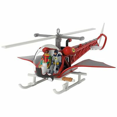 Hallmark ~ Batman Classic TV Series Batcopter Ornament *