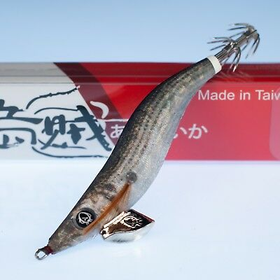 RUI SQUID JIG GS05 MULLET UPGRADED EDITION Size 3.0