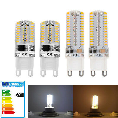 8x G9 5W 10W Led 3014 SMD Capsule Bulb Replace Halogen Light Bulb Lamps