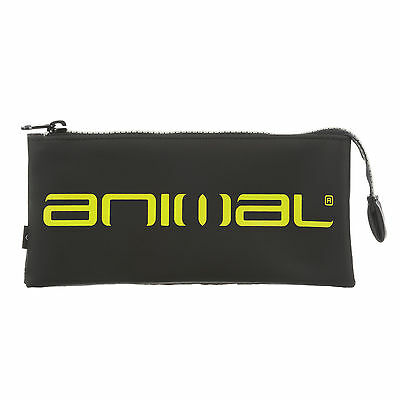 ANIMAL NEW Black Finbar Pencil Case BNWT