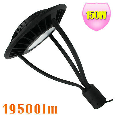 150W LED Post Top Light Fixture Replace 400W MH Outdoor Street Area Light 5000K