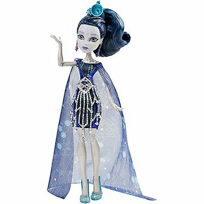Monster High Boo York New Character Elle Eedee Doll