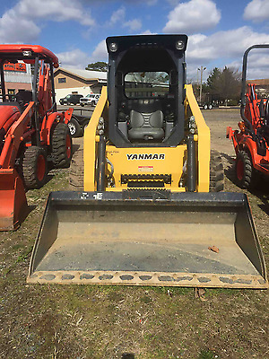 Used Yanmar 2012 S270V Skid Loader ,low Hours!!