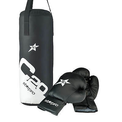 StarPro Kinder Boxsack Set C20 Kid Boxing Set