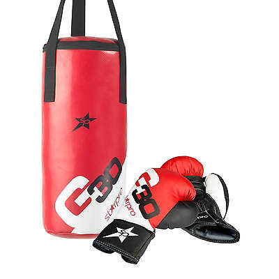 StarPro Boxsack Set G30 Junior Boxing Set