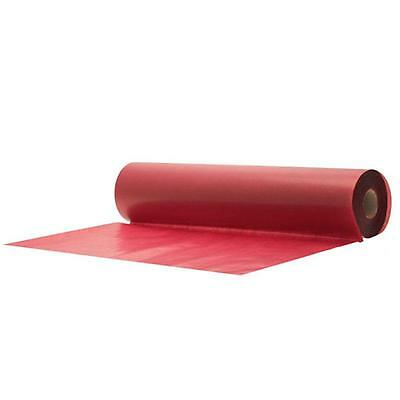 Kraft Wrapping Red 50Cm Wide 1M - 100 Meters