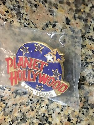 NEW Planet Hollywood Las Vegas Restaurant Souvenir Collector Pin