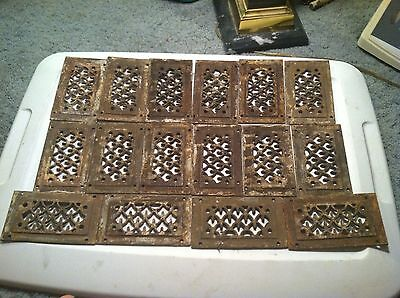 16 Antique Cast Iron Filigree Light Switch Electric Wall Outlet Cover Plates