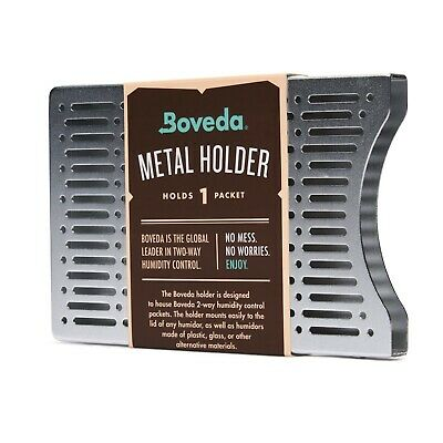 Boveda Metal Holder (Holds One Packet)