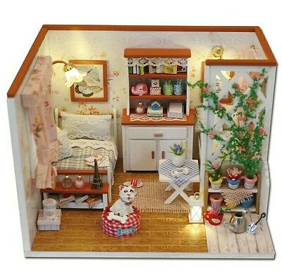 Dolls House DIY With Furniture and Accessories