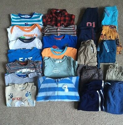 6-9 Months Bundle Baby Boy Clothes