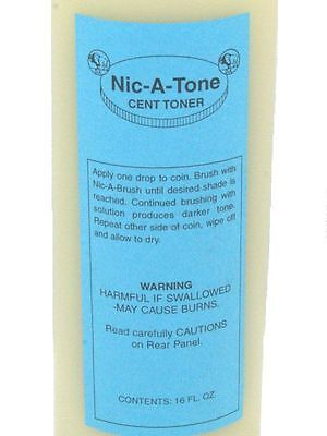 Nic-A-Tone Economy, 16oz bottle
