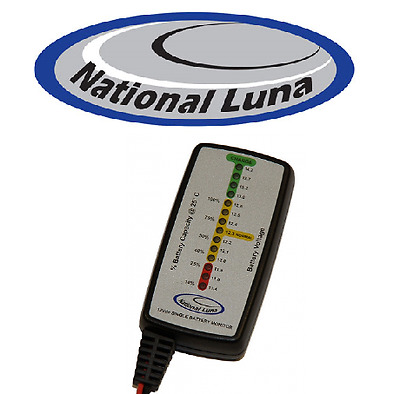 National Luna Single Battery Monitor NLBMS
