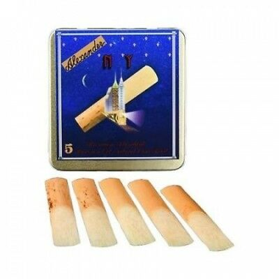 Alexander Reeds New York Clarinet Reeds Strength 3.5. Shipping is Free