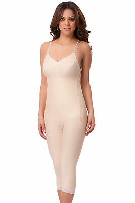 Isavela Bodysuit Below Knee with Bra