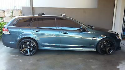 V8 Holden Commodore VE Wagon SS