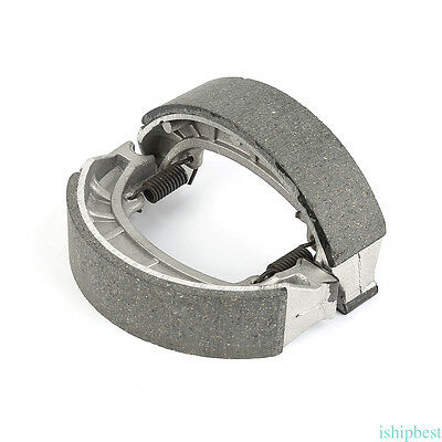 105mm MOPED SCOOTER REAR DRUM BRAKE PADS SHOES 50cc 125cc 150cc GY6 CG125