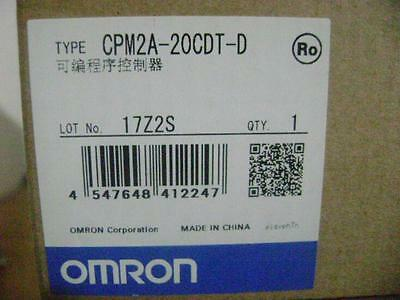NEW  IN BOX  OMRON PLC  CPM2A-60CDR-A #C03