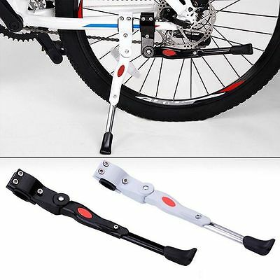 Support Foot Heavy Duty Bicycle Side Rear Kick Stand Kickstand Mountain Bike