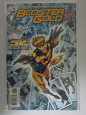 Booster Gold (2007 DC 2nd Series) #1 - 8.0 VF - 2007