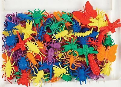 36 Insects & Bugs Counters  Maths Games Counters Sorting Colours Numeracy