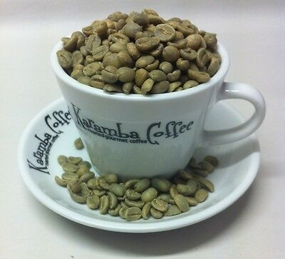 3Kg Raw Green Coffee Beans - Colombia