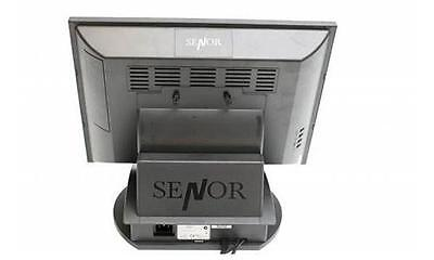 """Brand New Senor AMON 15 POS System Point of Sale 15 """" Touch Screen AMON15"""