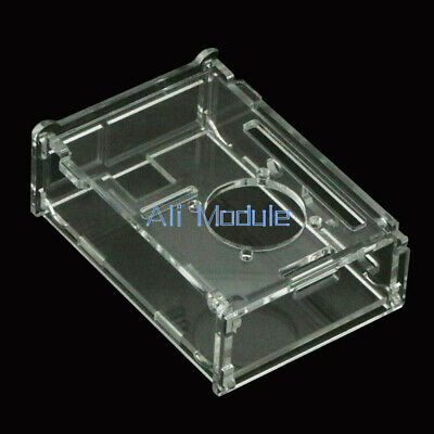 Transparent Enclosure Acrylic Box Case Cover for Raspberry Pi 2 3 model B/ B+ A