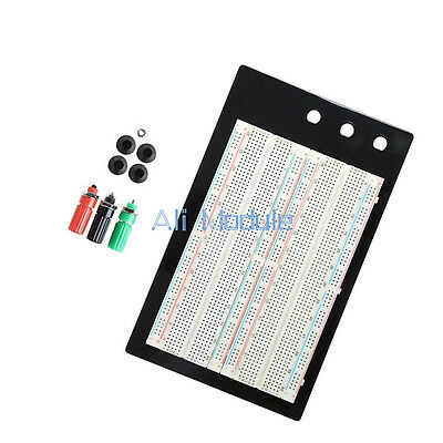 Breadboard Protoboard 4Bus Test Circuit Board Solderless Tie-point 1660 ZY-204