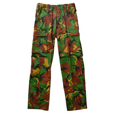 Jungle Tropical  Combat Trousers DPM Dragon Old Type Army Falklands Military NEW