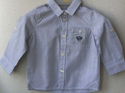 Tartine Et Chocolat Baby Checked Shirt 6 Months