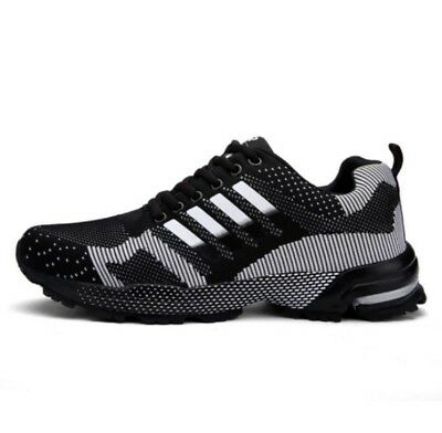 HOT  Men's sports shoes Breathable Sneakers Casual Shoes Running Shoes Trainer