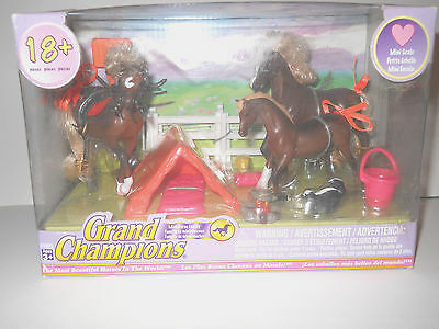 Grand Champion Mini Horse Collection 2004 Play Set