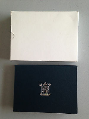 1999 United Kingdom Proof Coin Collection with COA  -  FREE SHIPPING