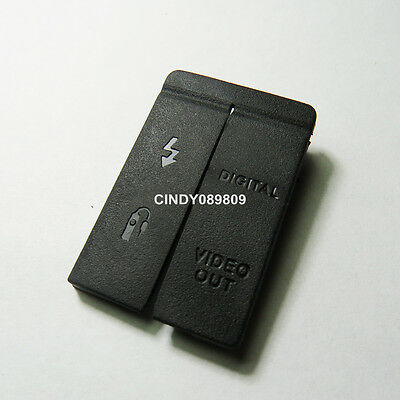 New Interface Cap USB / AV OUT/ HDMI/ MIC Rubber Cover For Canon EOS 5D camera