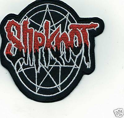 SLIPKNOT IRON ON PATCH  buy 2 get 1 free